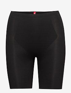SHORT THINSTINCTS - bottoms - black