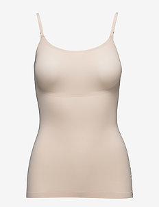 CONVERTIBLE C - topper - soft nude