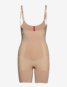 OPEN BUST MTB - bottoms - broadway beige