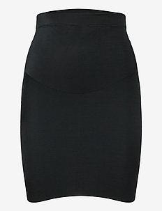 HALF SLIP - bottoms - very black