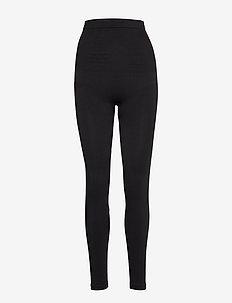 HI-W LEGGINGS - leggings - very black