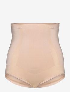 H WAIST BRIEF - bottoms - soft nude