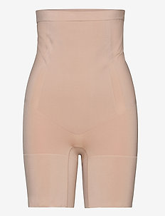 H.W. MID TIGH - bottoms - natural