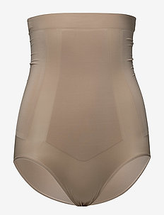 H WAIST BRIEF ONCORE - bottoms - soft nude