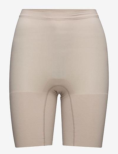 POWER SHORT - bottoms - soft nude