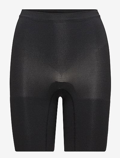 POWER SHORT - bottoms - very black