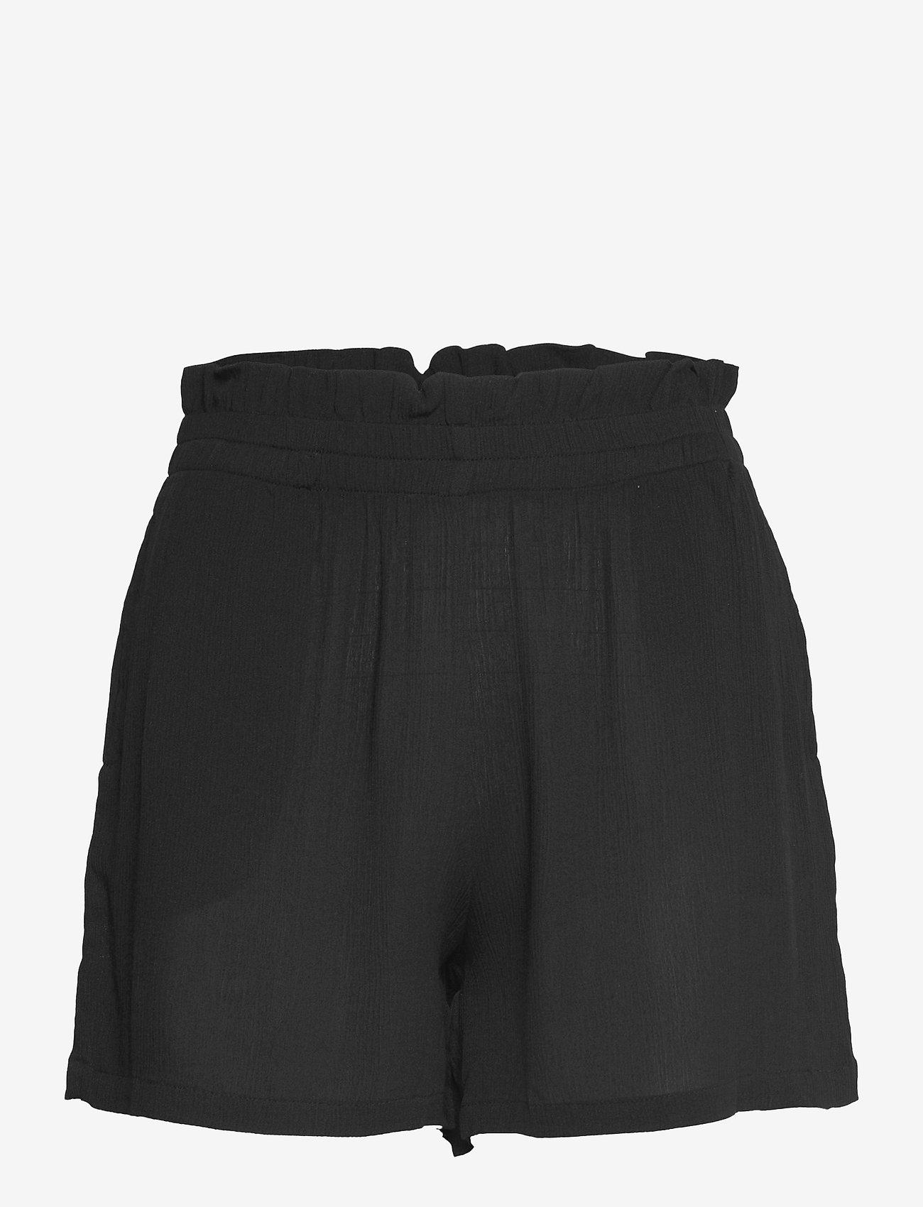 SPARKZ COPENHAGEN - INKA SHORTS - shorts casual - black - 0