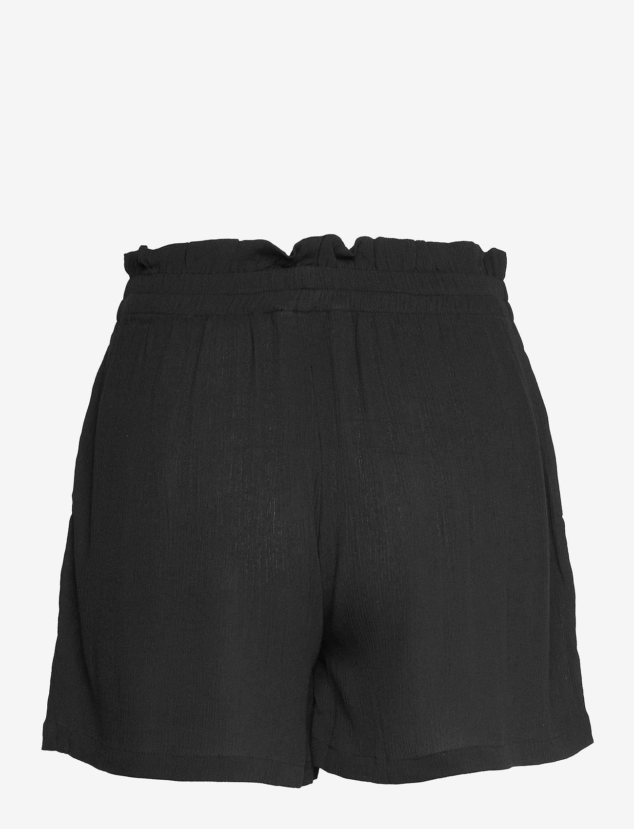 SPARKZ COPENHAGEN - INKA SHORTS - shorts casual - black - 1