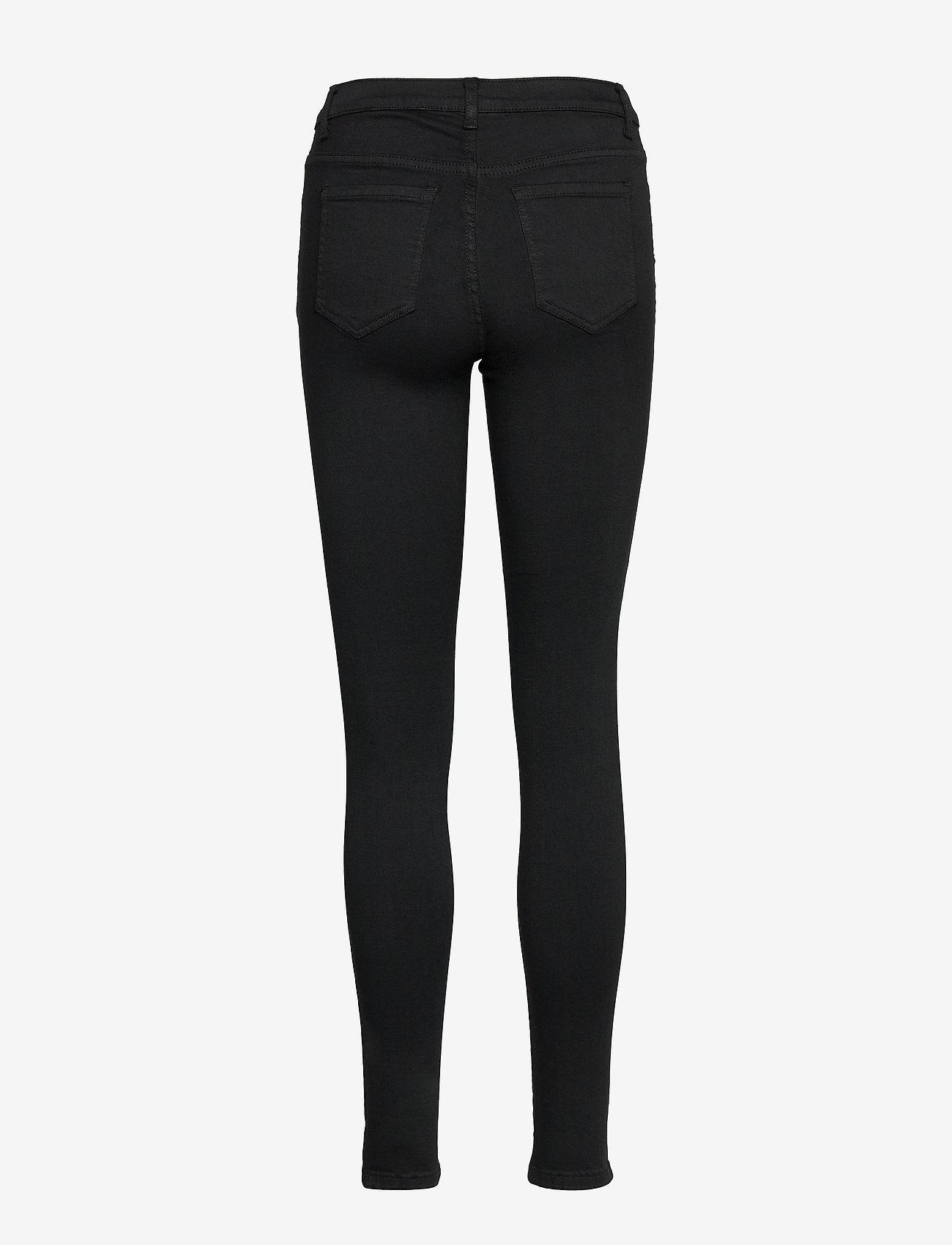 SPARKZ COPENHAGEN - CHRISTA BLACK PANTS - broeken med skinny fit - black - 1
