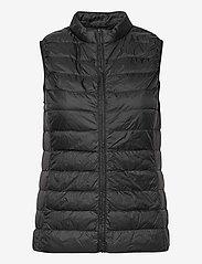 SPARKZ COPENHAGEN - PYLLA LGT WGT DOWN WAISTCOAT - puffer vests - black - 0