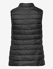 SPARKZ COPENHAGEN - PYLLA LGT WGT DOWN WAISTCOAT - puffer vests - black - 1