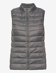 SPARKZ COPENHAGEN - PYLLA LGT WGT DOWN WAISTCOAT - puffer vests - charcoal - 0