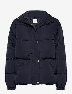 KIRA PADDED JACKET - down- & padded jackets - navy