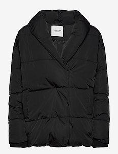 KENYA JACKET - down- & padded jackets - black