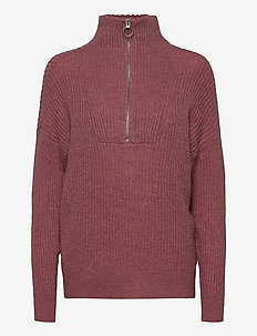 KAP KNIT PULLOVER - pullover - dry heather