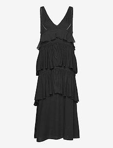 PITTI DRESS - BLACK