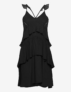 PAULA DRESS - BLACK