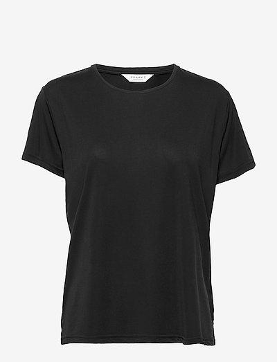 PETTI TEE - t-shirts - black