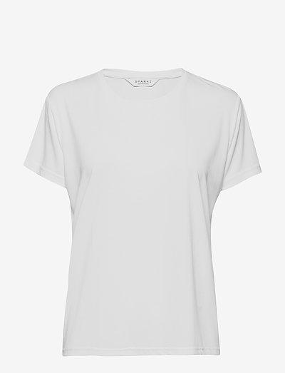 PETTI TEE - t-shirts - off white