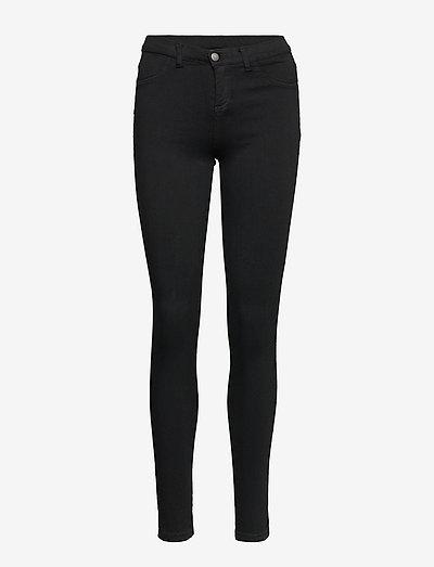 CHRISTA BLACK PANTS - smale busker - black