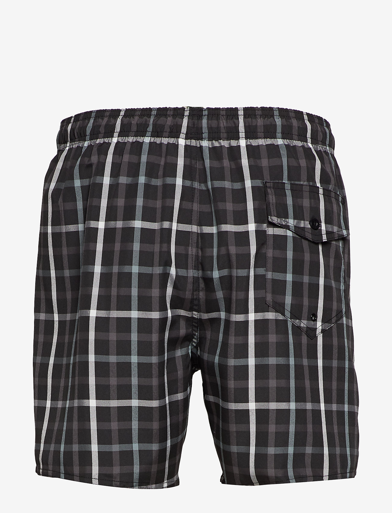 "Speedo - Check Leisure 16"" Watershort - shorts - black/oxid grey/usa charcoal - 1"