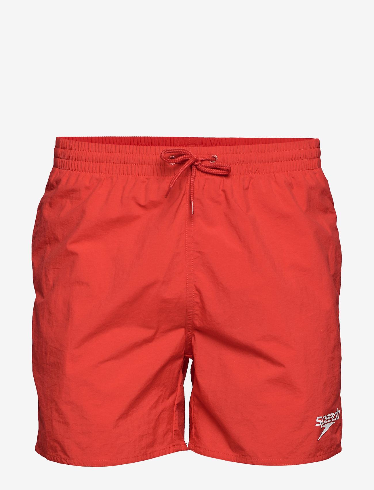 """Speedo - Essentials 16"""" Watershort - shorts - fed red - 0"""