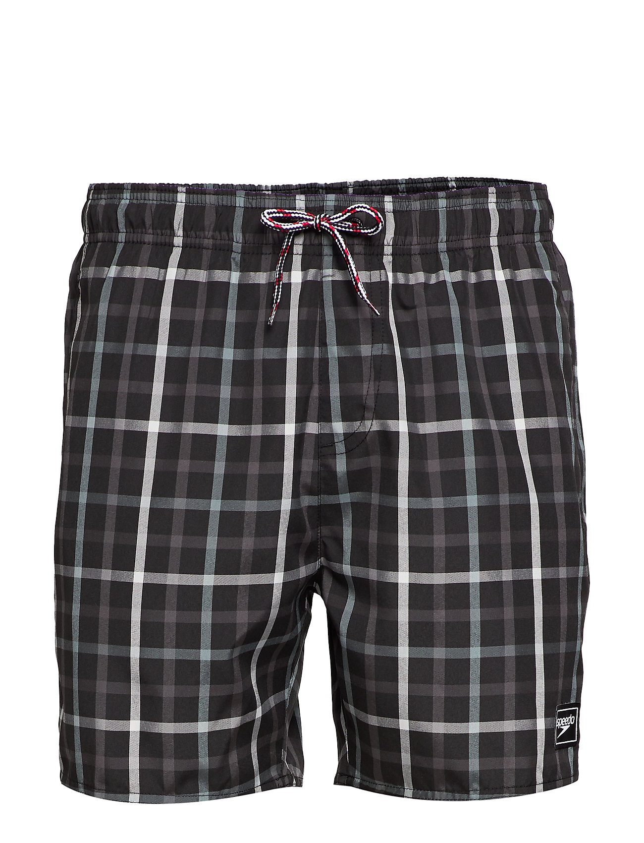 Image of Check Leisure 16'''' Watershort Badeshorts Multi/mønstret Speedo (3224263501)