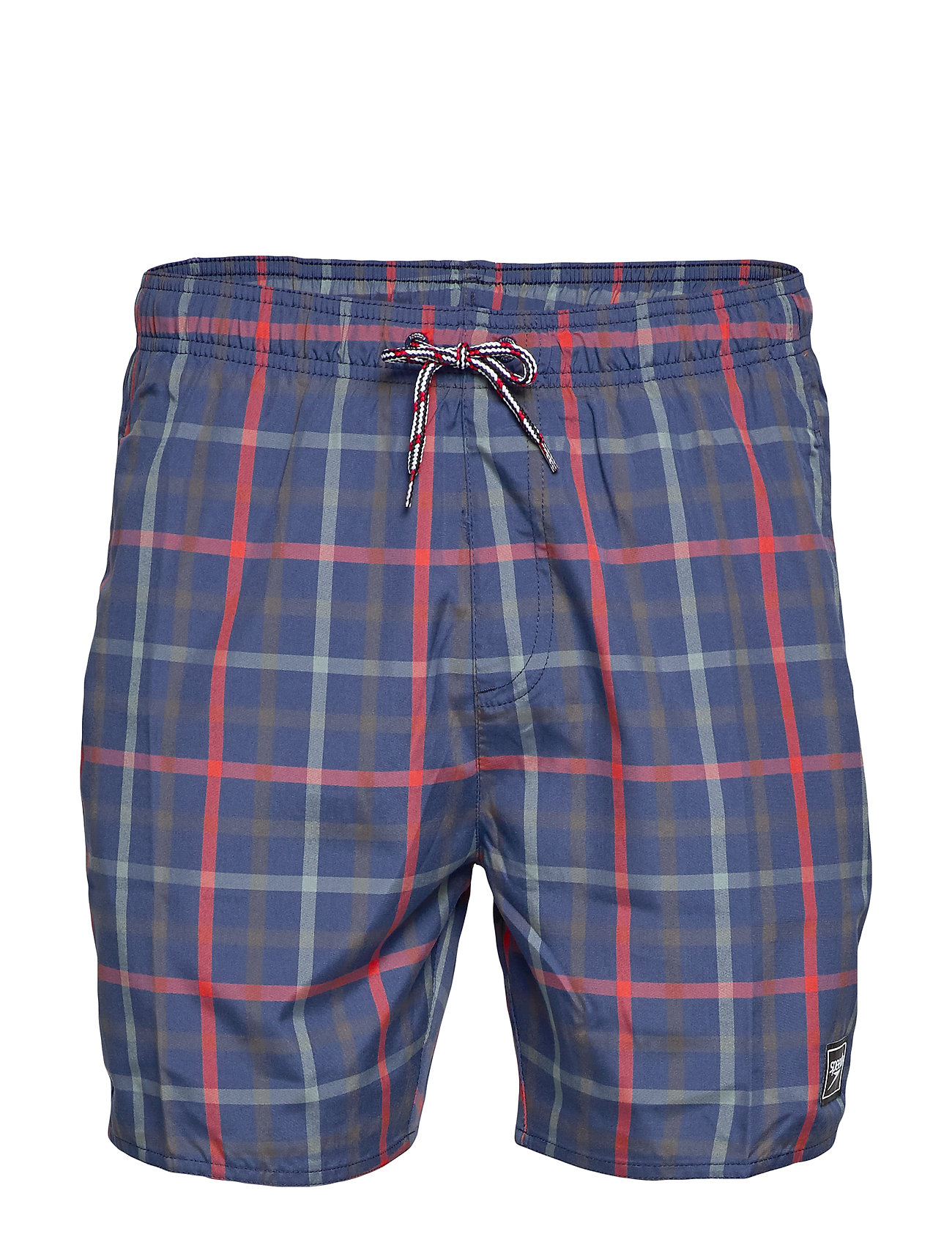 Image of Check Leisure 16 Watershort Badeshorts Blå Speedo (3486571337)
