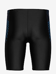 Speedo - SPEEDO ALOV PANEL JAMMER - briefs - black / nordic teal / pool - 1