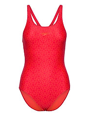Boomstar Allover Muscleback 1 Piece - FED RED/WATERMELON