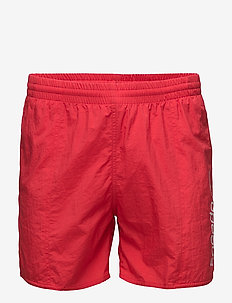 SPEEDO SCOPE 16 WSHT AM, RED/WHITE XS - FED RED