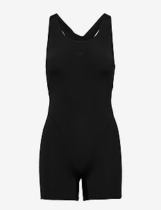 Myrtle Legsuit - BLACK