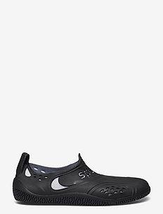 SPEEDO ZANPA AF, BLACK/WHITE - sko - black