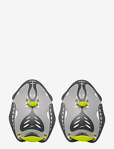 SPEEDO BIOFUSE POWER PADDLE AU, RED M - OXID GREY/LIME PUNCH/COOL GREY