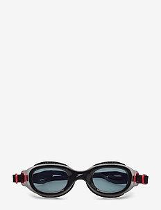 Futura Classic - svømmetilbehør - lava red/smoke