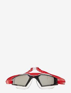 AQUAPULSE MAX 2 MIRROR - BLACK/LAVA RED/CHROME