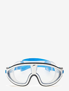 BIOFUSE RIFT MASK - BONDI BLUE/WHITE/CLEAR