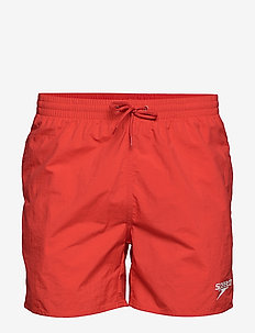 "Essentials 16"" Watershort - badehosen - fed red"