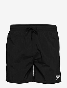 "Essentials 16"" Watershort - uimashortsit - speedo black"