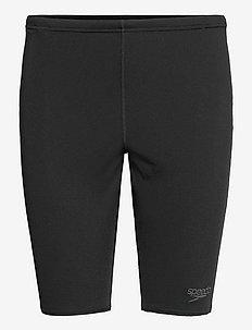 Essentials Endurance + Jammer - shorts de bain - black