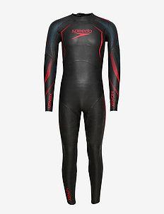Xenon Fullsuit Wetsuit M - maillots de bain - black/blue