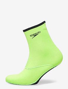 Neoprene Water Socks - skarpety - black/zest