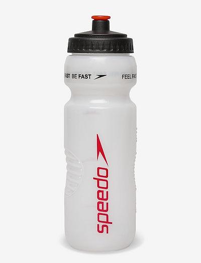 WATER BOTTLE 800ML - butelki wody - red