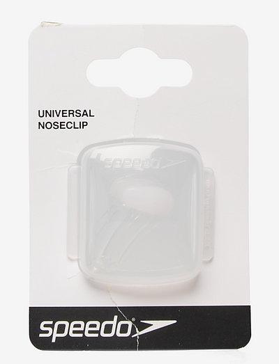 Universal Nose Clip - akcesoria do pływania - clear