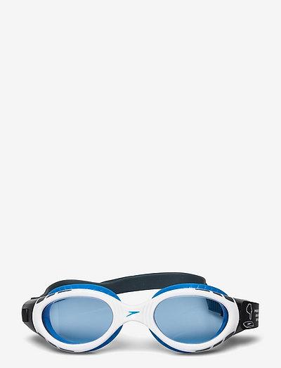 Futura Biofuse Flexiseal - svømmetilbehør - oxid grey/white/blue