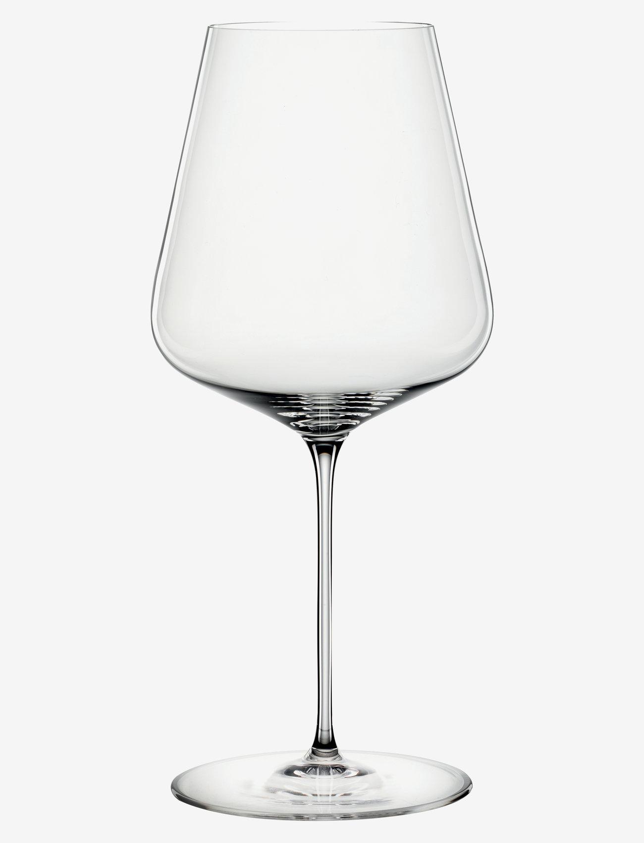 Spiegelau - Definition Bordeaux 75cl 2-p - clear glass - 0