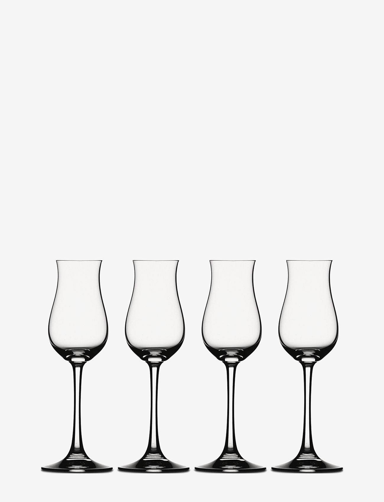 Spiegelau - Digestive 13,5 cl 4-pack - whiskyglass & cognacglass - clear glass - 0