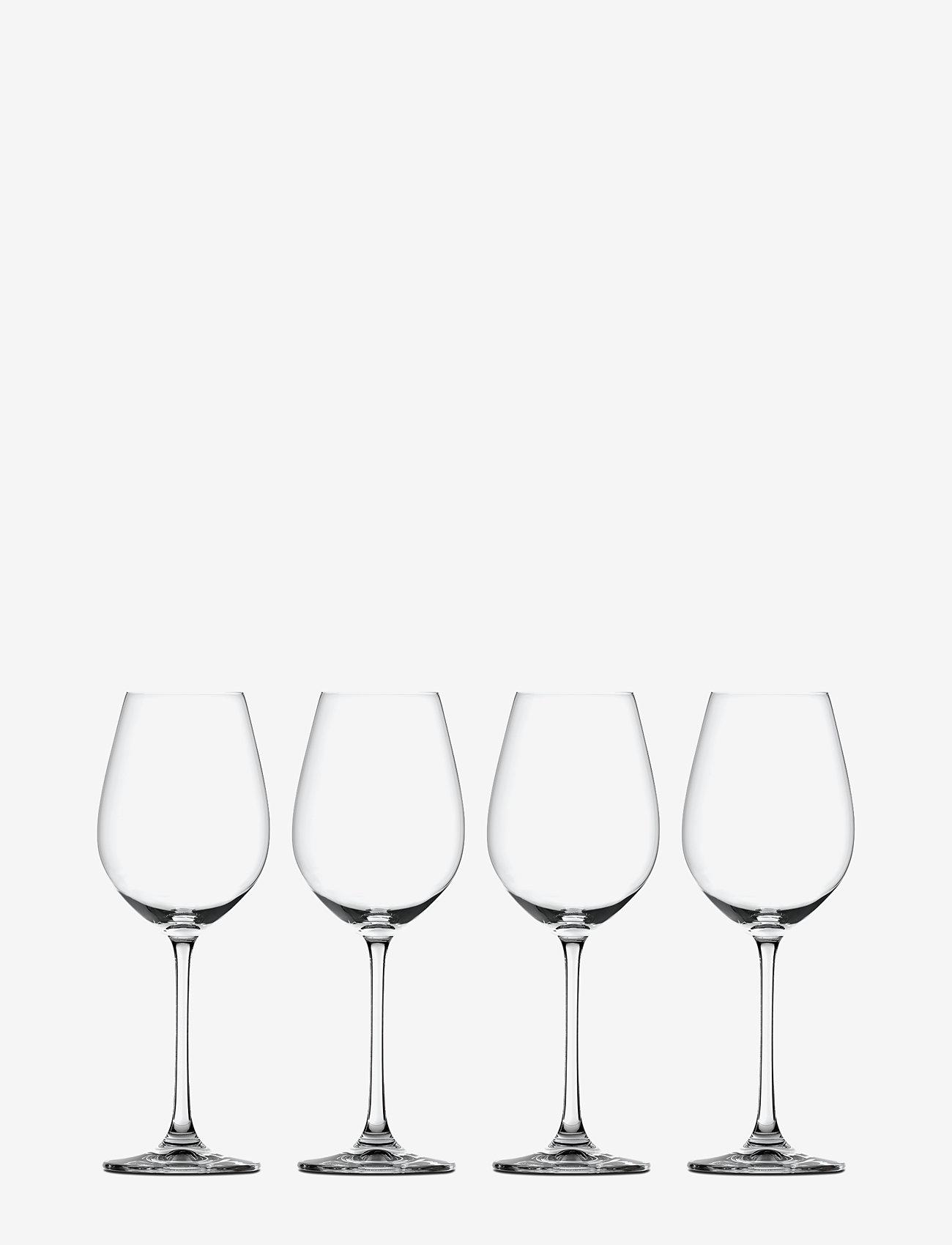 Spiegelau - Salute Vitvinsglas 47 cl 4-p - vinglass - clear glass - 0