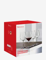 Spiegelau - Authentis Burgundy 75 cl 4-p - vinglass - clear glass - 2