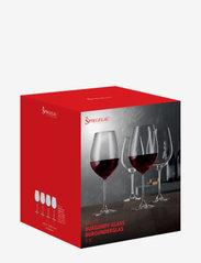 Spiegelau - Salute Burgundy Glas 81 cl 4-p - vinglass - clear glass - 2
